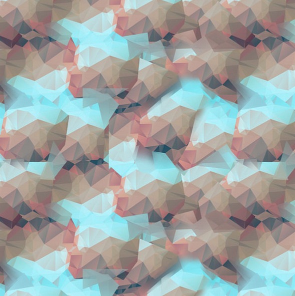How to Create an Abstract Low-Poly Pattern in Adobe Photoshop and Illustrator
