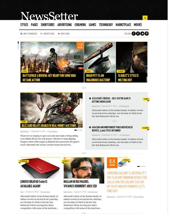NewsSetter