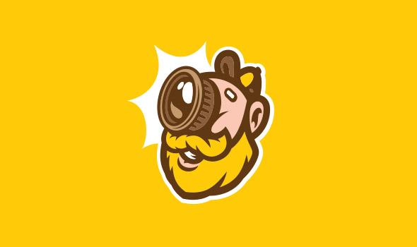 PhotoBeard logo