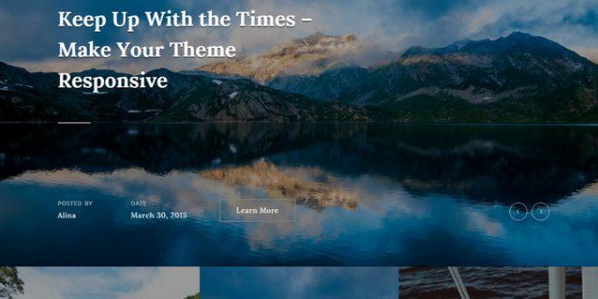 travel stories - free wordpress travel theme