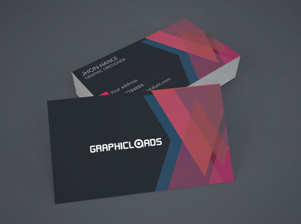 Free PSD: Business card templates