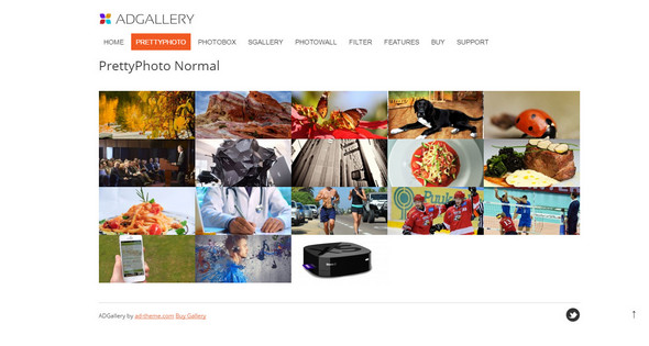 AD Gallery - WordPress Plugin