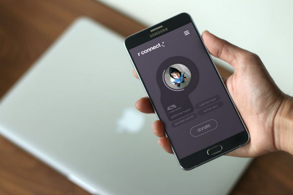 Android Device Mockup