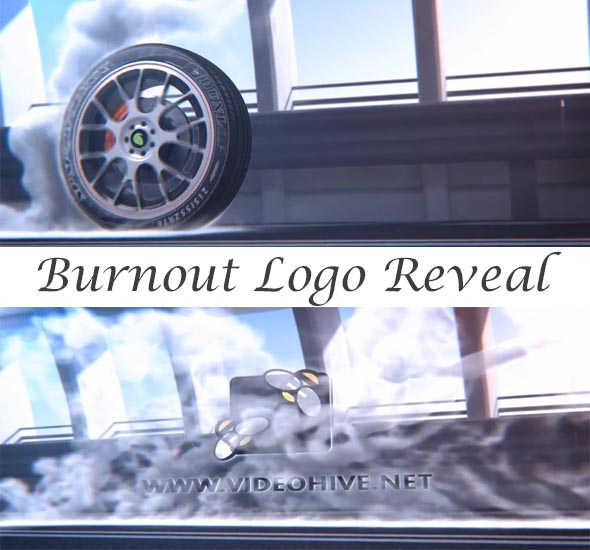 Burnout Logo Reveal