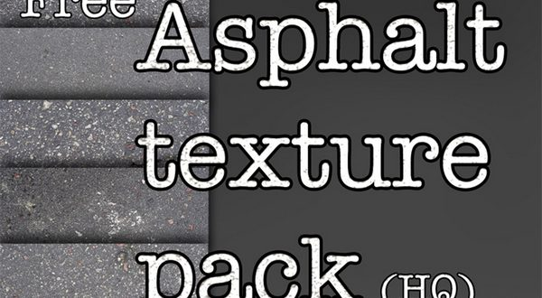 60 Free High Resolution Asphalt Textures