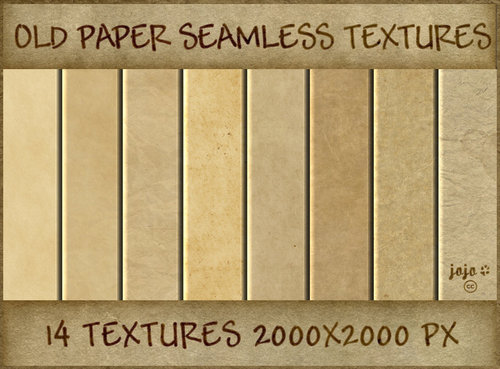 Old Paper Seamless Texture
