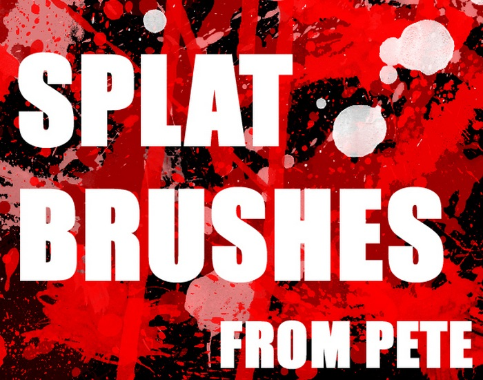 Splat Brushes