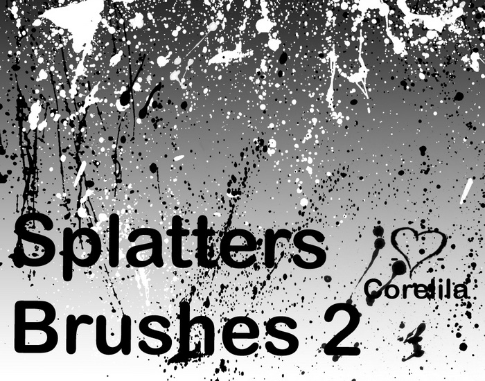 Splaty Brushes