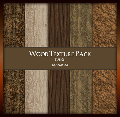 Stylish Wood Texture Pack