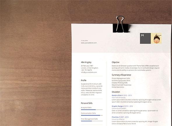 creative-resume-free-psd