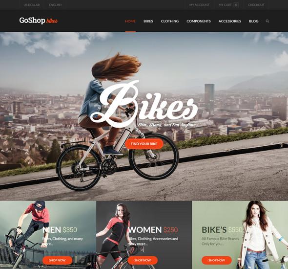 GoShop - Premium OpenCart Template