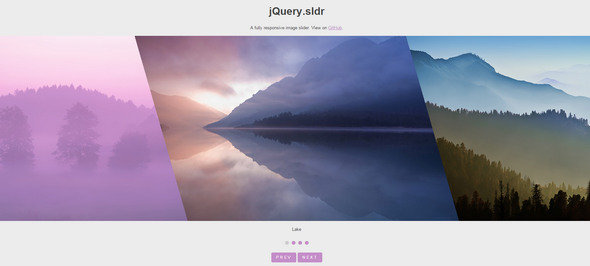 Free jQuery slider Plugins