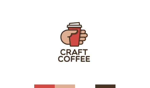 Craft Coffee logo design