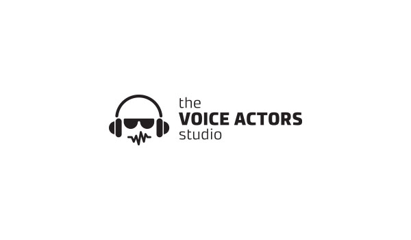 logo for a company managing voice talent.