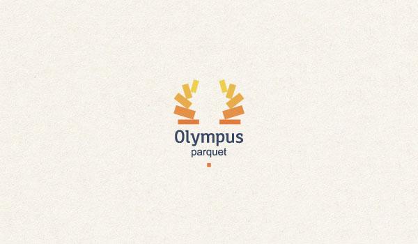flat olympus logo
