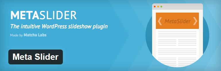 Easy to use WordPress slider plugin