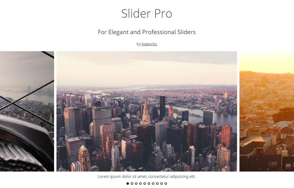 best Elegant and Professional Sliders