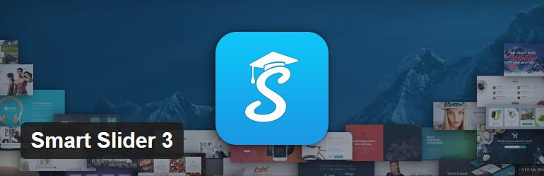 smart slider 3 - free wp slider