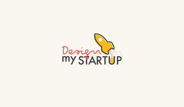 flat company branding logo