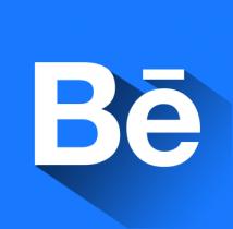 free flat behance icon
