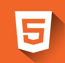 free flat html5 icon