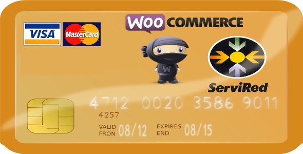 servired payment gateway for woocommerce