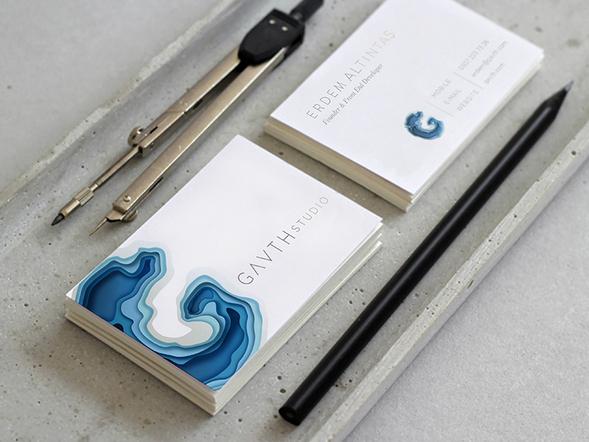 card design for Studio Brand