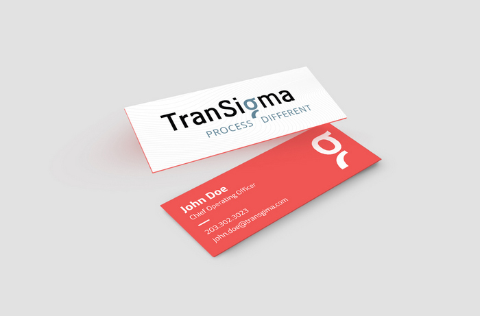 transigma-business-card-design