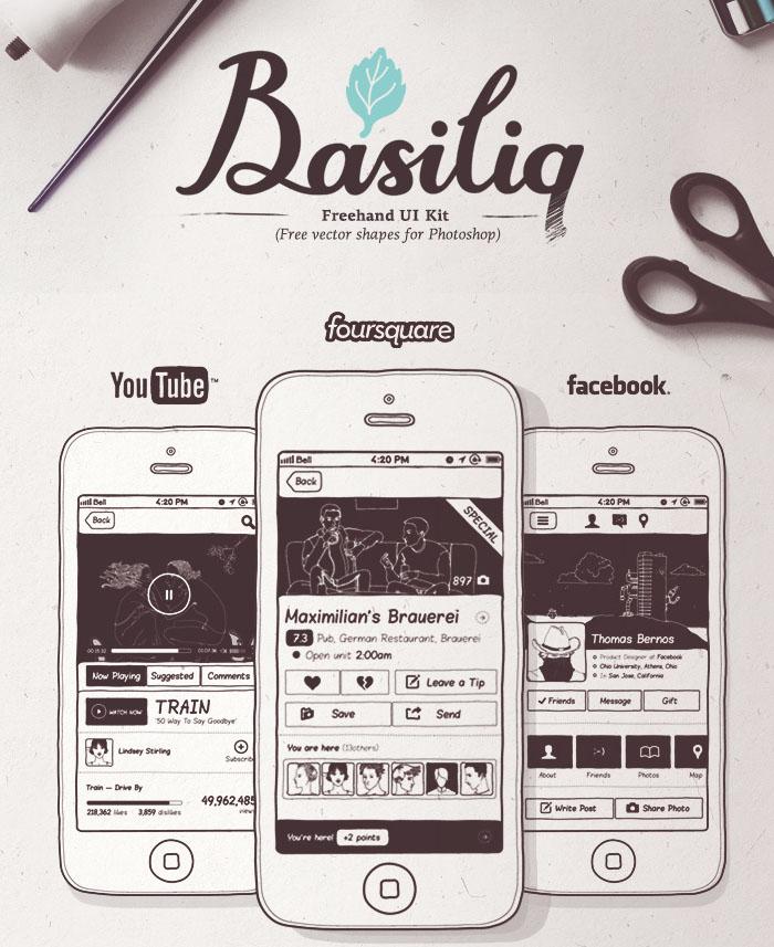 basiliq template free