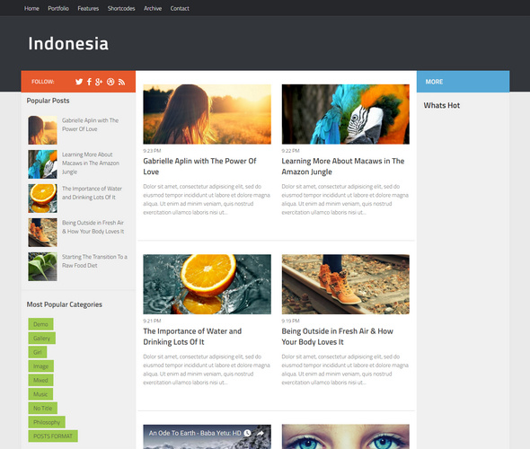 indonesia magazine blogger