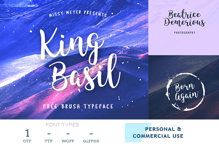 54 Best Free Professional Fonts for Designers 2019