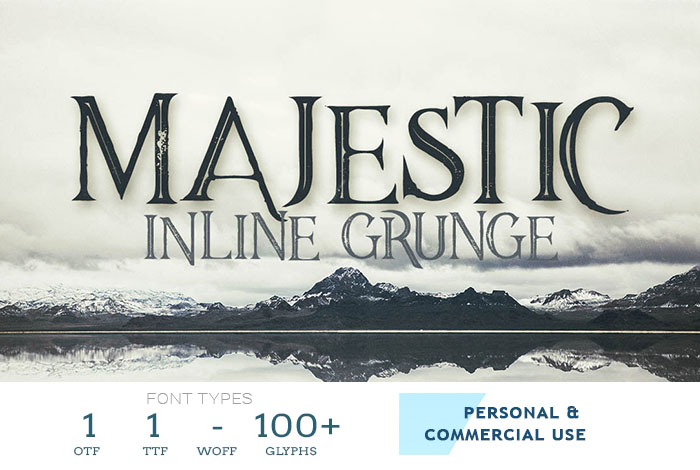 majestic best professional font