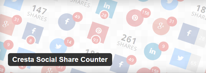 Cresta Social Share Counter