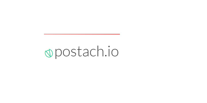 Postach online blog platform