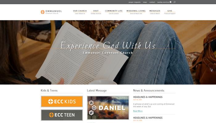 emmanuel church website