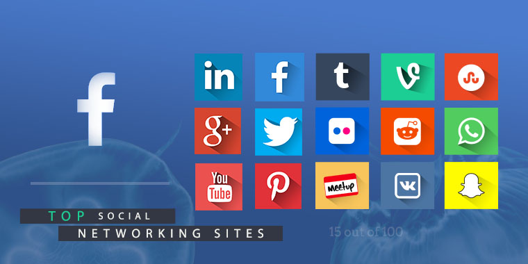 Top 15 Social Networking Sites