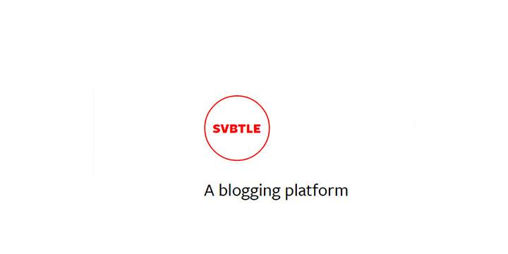 svbtle online blog platform