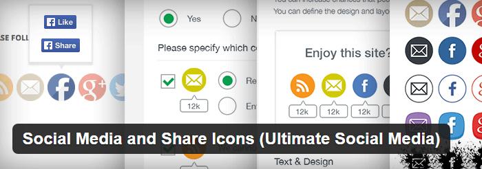 ultimate social plugin