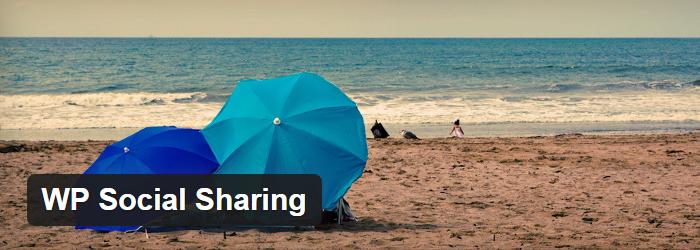 wp social sharing plugin