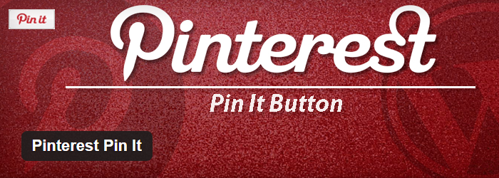 Pinterest Pin It Button On Image Hover