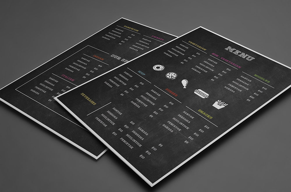 50+ Free PSD Restaurant Flyer Menu Templates