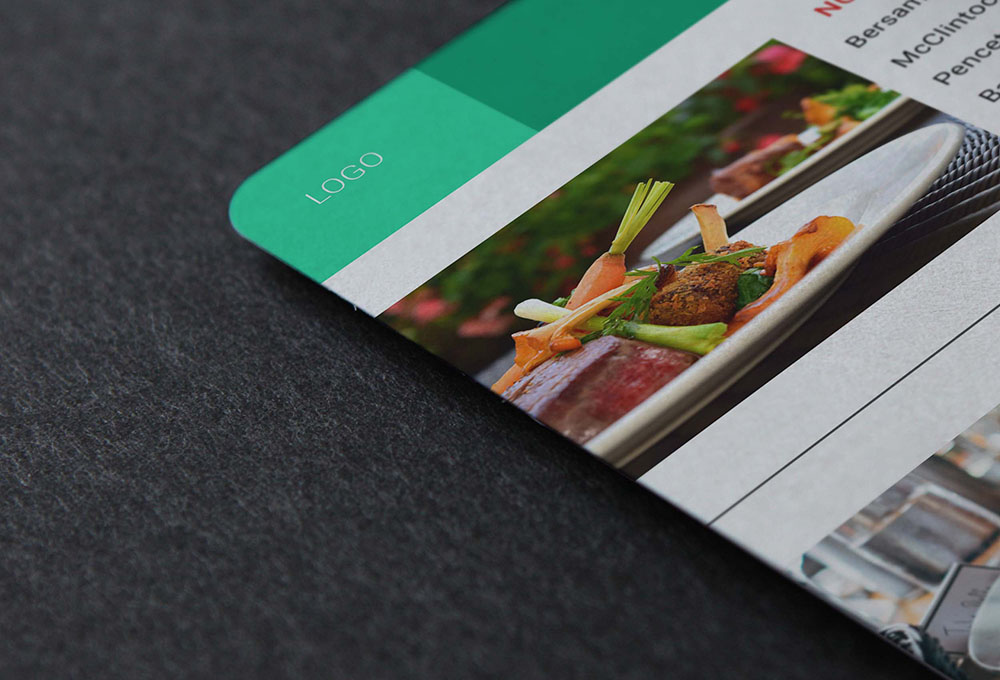 free Restaurant Menu Card Design for home delivery