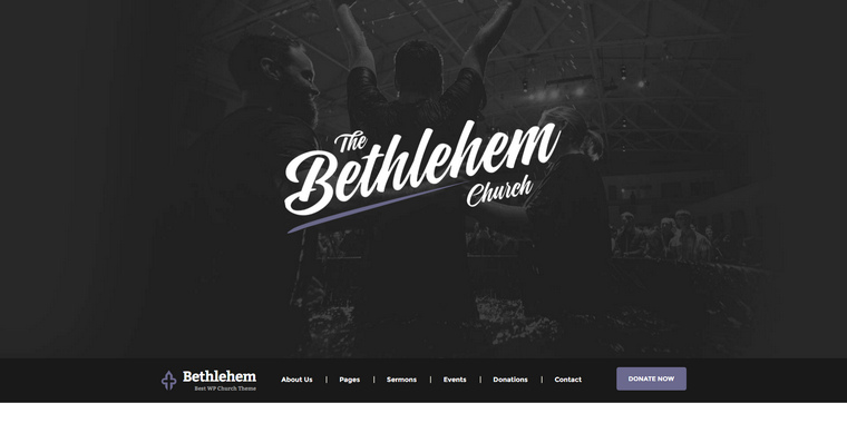 25 Best Church WordPress Themes with Sermon & Event Management