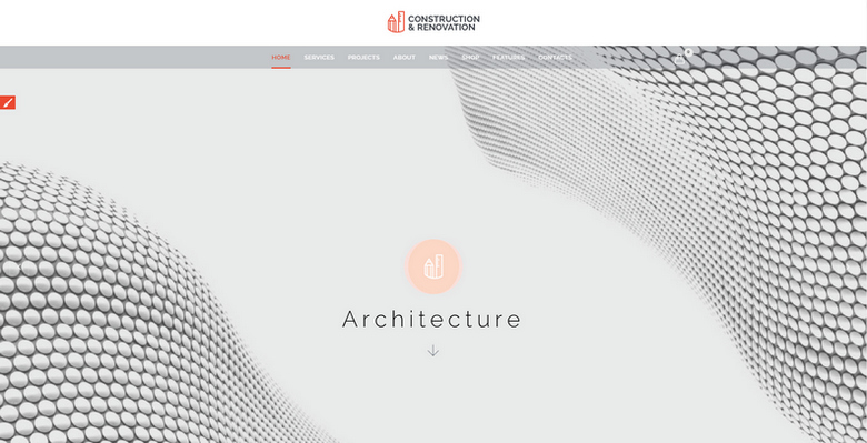 best architect WordPress themes for 2018