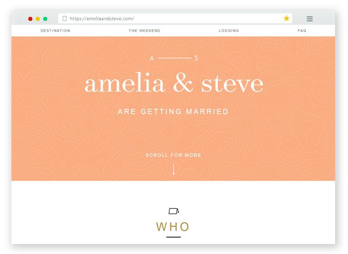 Amelia Steve Wedding