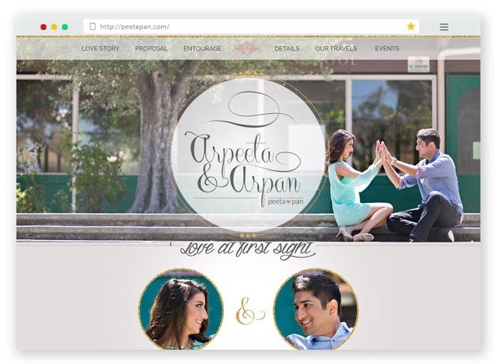 Arpeeta Arpan Wedding