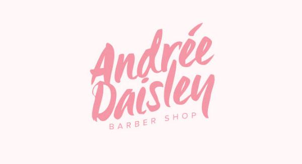 Andree Daisley Barber Shop Logo