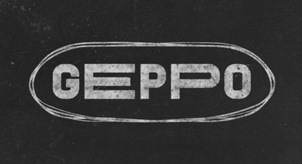 Geppo Logo Design
