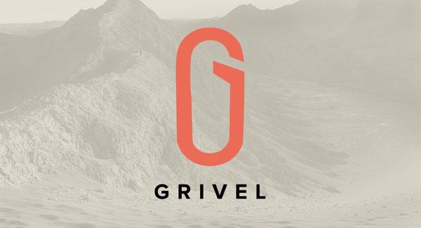 Grivel Logo Design