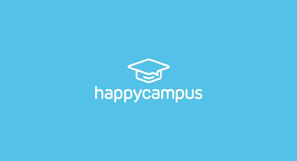 Happy Campus Logo Design